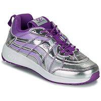 Pantofi Fete Pantofi cu Role Heelys NITRO Argintiu / Violet