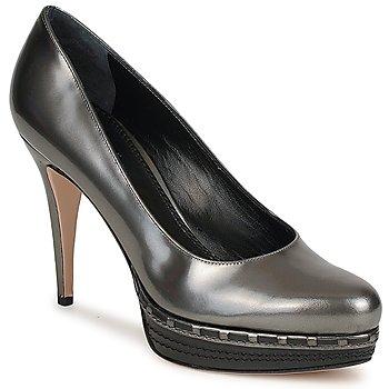 Pantofi Femei Pantofi cu toc Sebastian TREDACCIAIO Gri