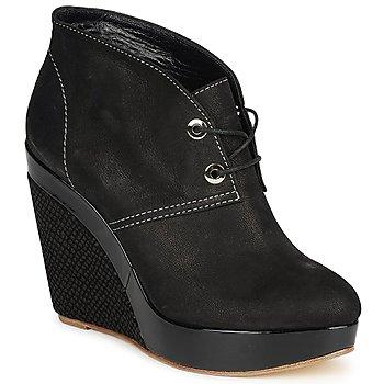 Pantofi Femei Botine Gaspard Yurkievich C4-VAR8 Negru