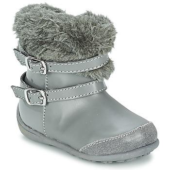 Pantofi Fete Cizme casual Chicco GELDA Gri