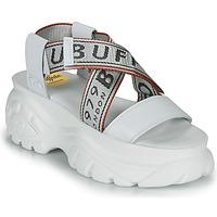 Pantofi Femei Sandale și Sandale cu talpă  joasă Buffalo 1501025 Alb