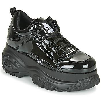 Pantofi Femei Pantofi sport Casual Buffalo 1533043 Negru / Lac