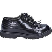 Pantofi Fete Pantofi Derby Enrico Coveri Clasic BR252 Negru