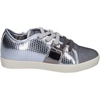Pantofi Fete Pantofi sport Casual Enrico Coveri Adidași BR260 Argint