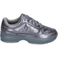 Pantofi Fete Pantofi sport Casual Lumberjack BR283 Argint