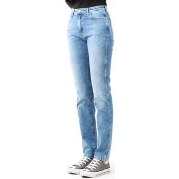 Îmbracaminte Femei Jeans skinny Wrangler Boyfriend Best Blue W27M9194O blue