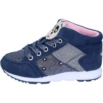 Pantofi Fete Pantofi sport stil gheata Lelli Kelly BR330 Albastru