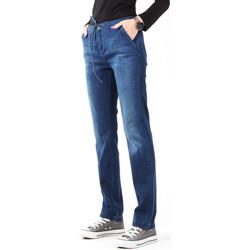 Îmbracaminte Femei Jeans skinny Wrangler Slouchy Cosy Blue W27CGM82G navy