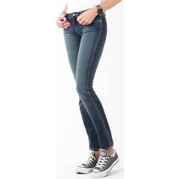Îmbracaminte Femei Jeans skinny Wrangler Courtney Storm Break W23SP536V navy