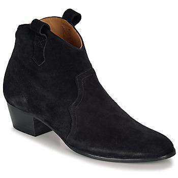 Pantofi Femei Botine Emma Go HARPER Negru