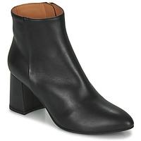 Pantofi Femei Botine Emma Go SHEFFIELD Negru