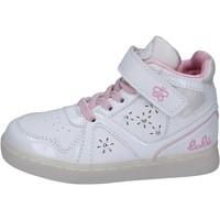 Pantofi Fete Pantofi sport stil gheata Lulu BR351 Alb