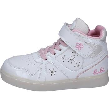 Pantofi Fete Pantofi sport stil gheata Lulu Adidași BR351 Alb