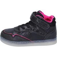Pantofi Fete Pantofi sport stil gheata Lulu BR353 Negru