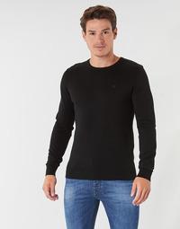 Îmbracaminte Bărbați Pulovere Tom Tailor FLORET Negru