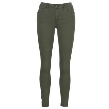 Îmbracaminte Femei Pantalon 5 buzunare Vero Moda VMSEVEN Kaki