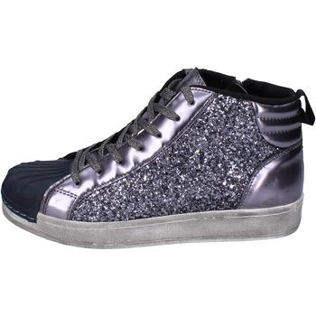 Pantofi Fete Pantofi sport stil gheata Holalà BR385 Gri