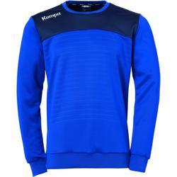 Îmbracaminte Hanorace  Kempa Sweatshirt  Emotion 2.0 bleu/jaune