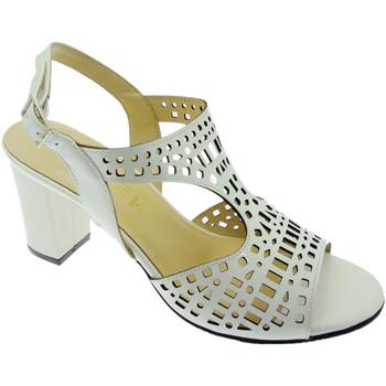 Pantofi Femei Sandale  Soffice Sogno SOSO8130bi bianco