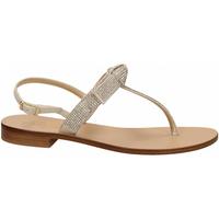 Pantofi Femei Sandale  Soleae SANDALI BASSI rosa-antico-camoscio