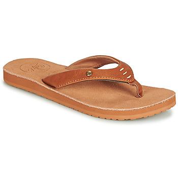 Pantofi Femei  Flip-Flops Cool shoe COASTAL Coniac