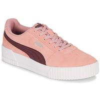 Pantofi Femei Pantofi sport Casual Puma COURT CALI RS Roz