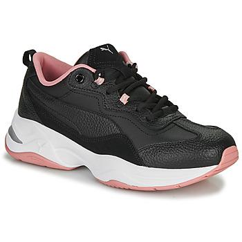 Pantofi Femei Pantofi sport Casual Puma WNS CILIA LUX N Negru