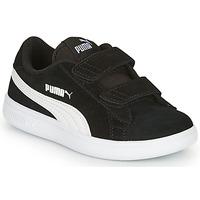 Pantofi Băieți Pantofi sport Casual Puma SMASH V2 SD V Negru