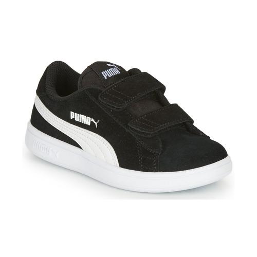 Pantofi Copii Pantofi sport Casual Puma SMASH Negru