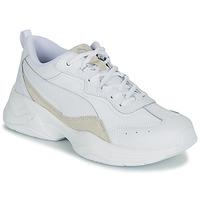Pantofi Femei Pantofi sport Casual Puma CILIA LUX Alb
