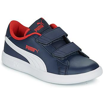 Pantofi Băieți Pantofi sport Casual Puma SMASH V2 L V PS Bleumarin