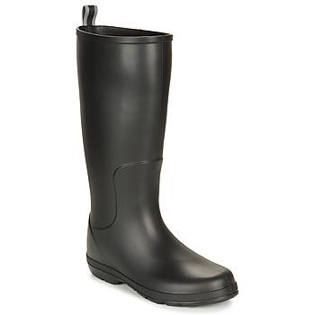 Pantofi Bărbați Cizme de ploaie Isotoner 96523 Negru