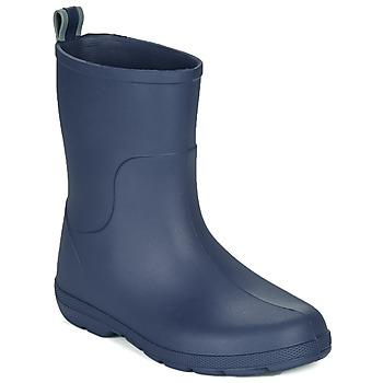 Pantofi Copii Cizme de ploaie Isotoner 99219 Bleumarin