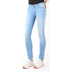 Îmbracaminte Femei Jeans slim Wrangler Jeans  Blue Trace W22TF729D