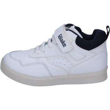 Pantofi Băieți Pantofi sport stil gheata Blaike sneakers pelle sintetica Bianco