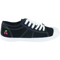 Pantofi Femei Pantofi sport Casual Le Temps des Cerises Basic 02 Negru