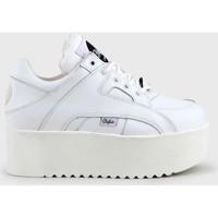 Pantofi Femei Pantofi sport stil gheata Buffalo 1330-6 Alb