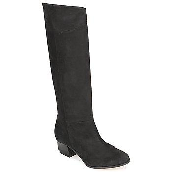 Pantofi Femei Cizme casual Karine Arabian GALAXY Negru