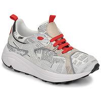 Pantofi Bărbați Pantofi sport Casual John Galliano 8516 Gri