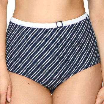 Îmbracaminte Femei Costume de baie separabile  Curvy Kate CS003505NAV albastru