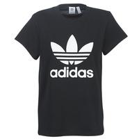 Îmbracaminte Femei Tricouri mânecă scurtă adidas Originals BOYFRIEND TEE Negru