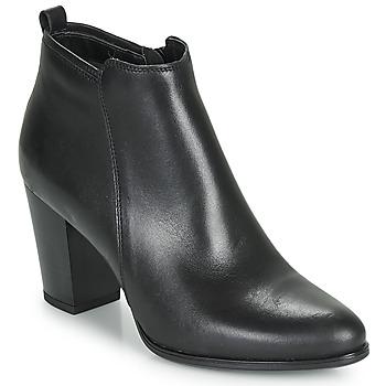 Pantofi Femei Botine André MAGDA Negru