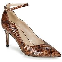 Pantofi Femei Pantofi cu toc André LIDOO Maro