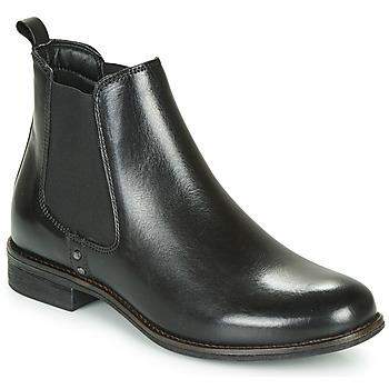 Pantofi Femei Ghete André MAGIC Negru