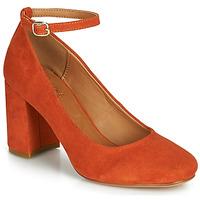 Pantofi Femei Pantofi cu toc André LAURIA Portocaliu