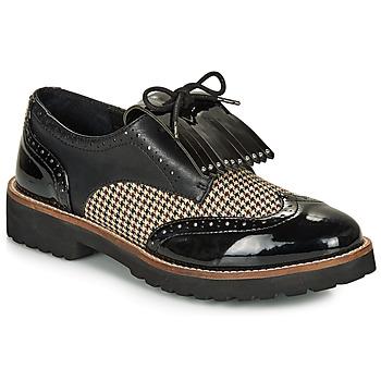Pantofi Femei Pantofi Derby André NATTE Negru
