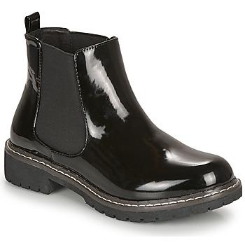 Pantofi Femei Ghete André NOVA Negru