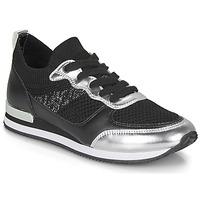 Pantofi Femei Pantofi sport Casual André BETTIE Negru / Argintiu