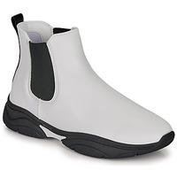 Pantofi Femei Ghete André BILLIE Alb