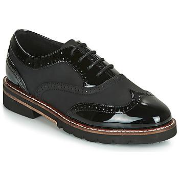 Pantofi Femei Pantofi Derby André NAHEMA Negru